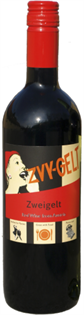 Zvy Gelt Zweigelt 2011 750ml - Case of 12